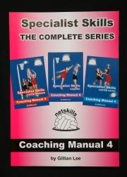This manual is practical and is in an easy to use format that will assist netball coaches and teachers to inject an extra dimension into netball training sessions and lessons, keeping them fresh,