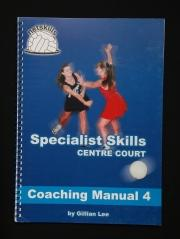 Netskills Coaching Manual 4 Centre Court This individual specialist skills manual contains the following topics on Centre Court skills: Fast passing, Change of Pace, Double Play,