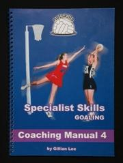 Netskills Coaching Manual 4 Shooting This individual specialist skills manual contains the following topics on shooting skills: Technique, Leads to the Post, Combining, Entering the