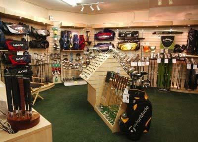 Going to a golf shop. It will be disappointing to go to a golf shop knowing everything that is included in this report.