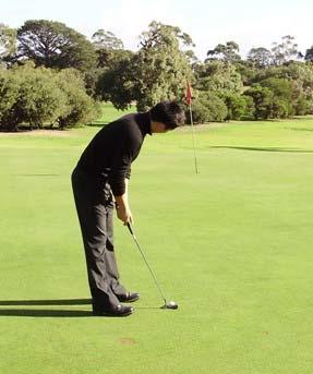 Lie angle and Length Don't let a putter's length and lie and other features dictate your stroke.