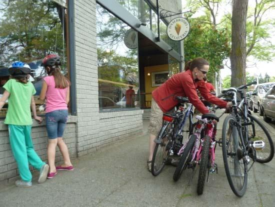 WHY PLANNING FOR BICYCLING IS IMPORTANT Flexible, convenient,