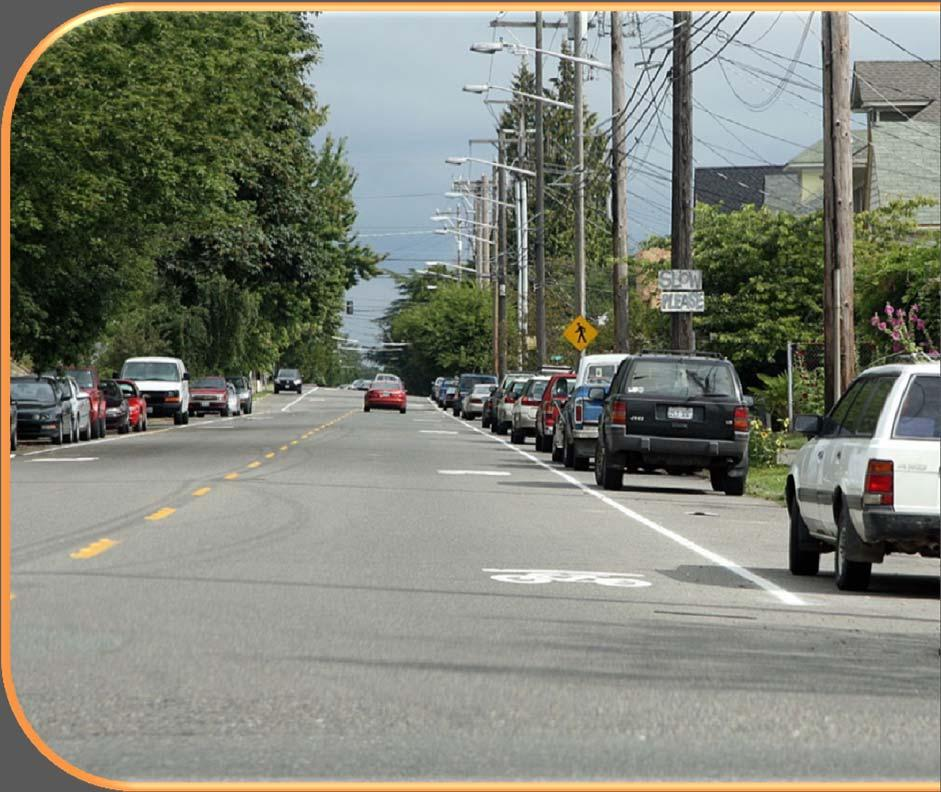 CHOOSING BIKEWAY TYPE 2012 GUIDE Multiple warnings against using wide curb lanes as a standard solution for