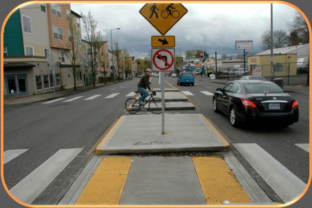 BICYCLE BOULEVARDS New guidance explains what they are, and how they can be used to