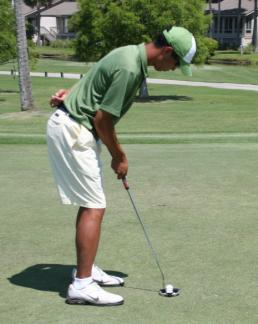 Putting Drills : Learn distance, control and tempo.