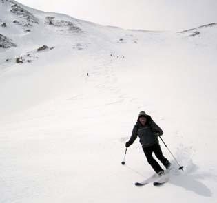 Adventure Ski Tours We also provide a range of adventure ski tours on Mt. Ararat / Mt. Suphan / Mt.