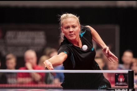 Georgina POTA Country Hungary Qualification Europe Cup 5-8th place World Rank 32 Seed 10 Age 32 Best WC Result 3rd place (2014) Achievements 2007 European Team Champion, 2008 European Doubles