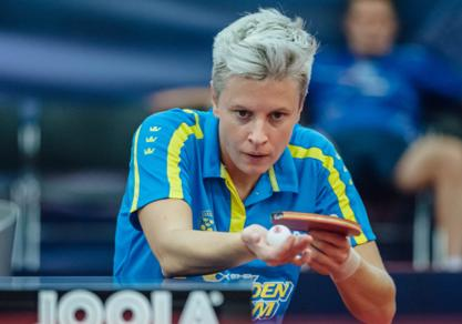 Matilda EKHOLM Country Sweden Qualification Substitute World Rank 44 Seed 14 Age 35 Style of Play Attack / Left / Shakehand Best WC Result Qualifications (2012) Achievements 2016 Europeans