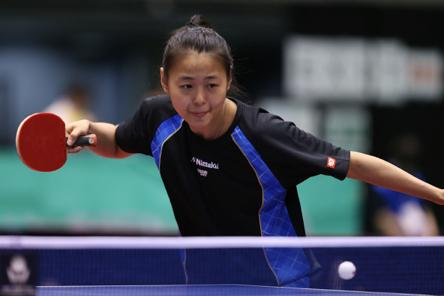Mo Zhang Country Canada Qualification Host World Rank 59 Seed 16 Age 28 Best WC Result Qualifications (2015) Achievements 3-time North American Champion, 2013 Commonwealth Championships Singles Gold