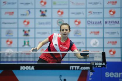 Dina MESHREF Country Egypt Qualification African Cup Champion World Rank 103 Seed 18 Age 23 Style of Play Attack / Left / Shakehand Best WC Result Round of 16 (2016) Achievements 2017 Africa