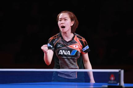 Kasumi ISHIKAWA Country Japan Qualification Asian Cup 3rd place World Rank 5 Seed 3 Age 24 Style of Play Attack / Left / Shakehand Best WC Result 2nd place (2015) Achievements 2-time World Cup
