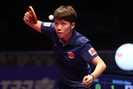 DOO Hoi Kem Country Hong Kong Qualification Asian Cup 5-8th place World Rank 19 Seed 6 Age 20 Best WC Result Qualifications (2015) Achievements 2014 World Team Championships Bronze, 2014 Youth