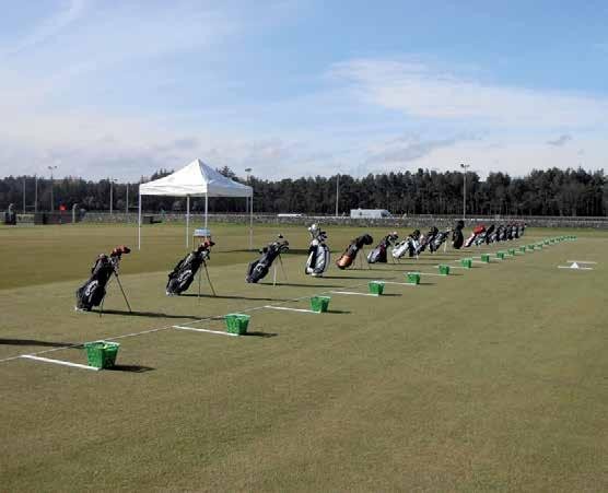 Corporate clinics The ideal incentive day, instruction at the Home of Golf is for many a