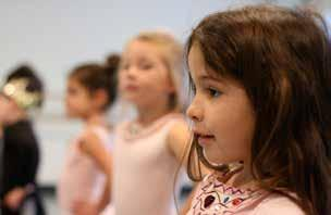 Kindergarten & Elementary Dance For Girls & Boys At Dance Design School, Your Child Will Gain: Developmentally appropriate dance steps Self esteem and improved coordination Artistic expression