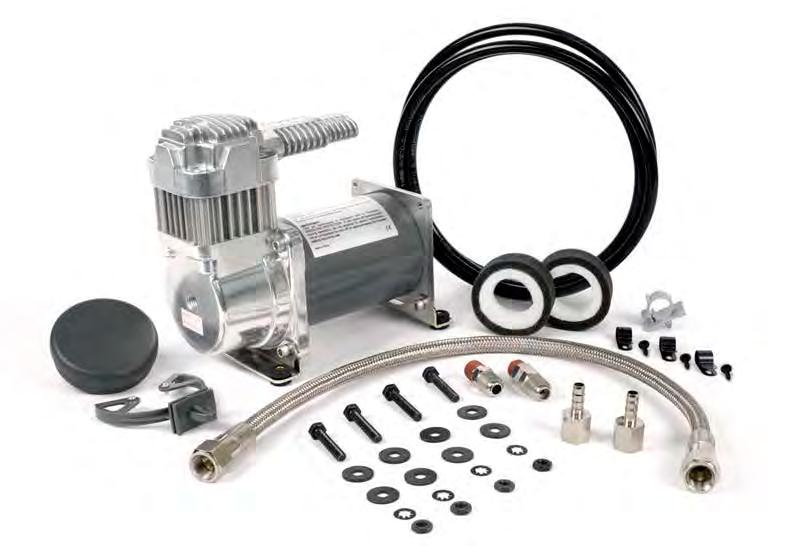 250C-IG COMPRESSOR KIT 12V PART NO.