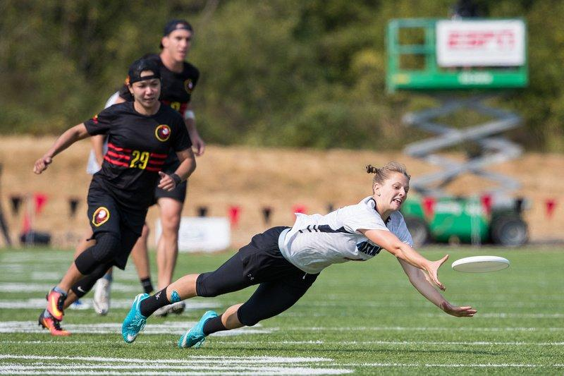 World Championships under 24 s The WFDF* World U24 Ultimate Championships is the premier championship event for Ultimate Frisbee for athletes aged 24 years and younger.