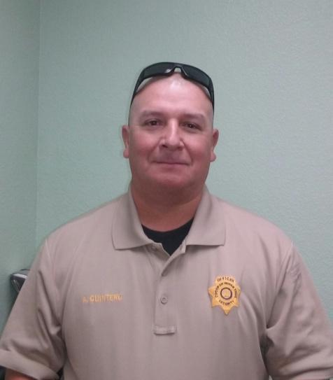 Anthony Quintero, Cocopah RV Security Lead Welcome back Cocopah residents!