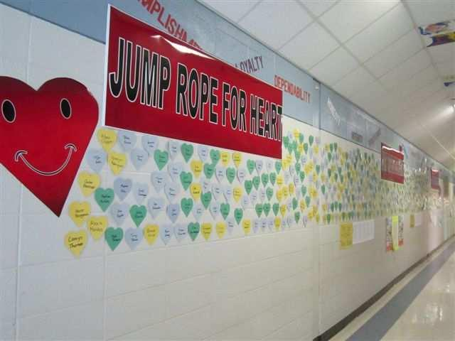 This year is the 35 th Anniversary of Jump Rope For Heart! To celebrate, Kennesaw Elementary School has put together 35 ideas for making your Jump Rope For Heart event successful.