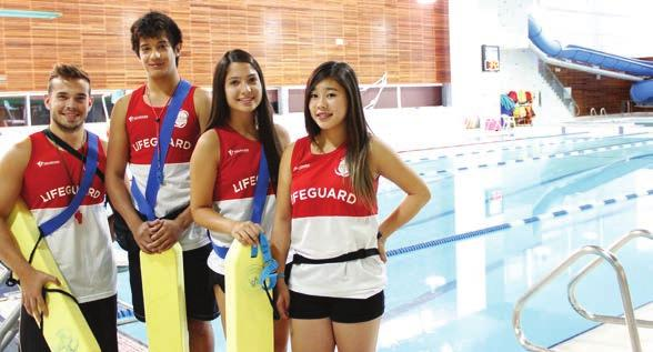 Becoming a Lifeguard & Swim Instructor Videos of the wet screening process are available on YouTube! Visit the City of Vaughan YouTube channel to help prepare yourself: youtube.