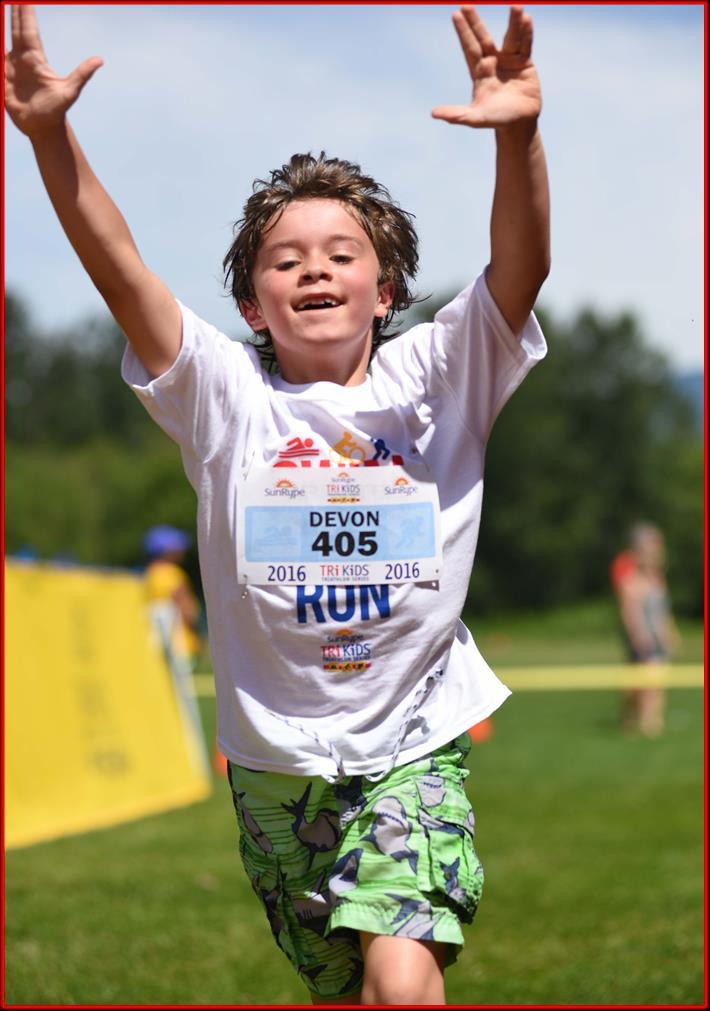 TRi KiDS Oakville July 9, 2017 Appleby College 540 Lakeshore Road West Oakville ON TRi KiDS OAKVILLE RACE WEEKEND Everything you need to