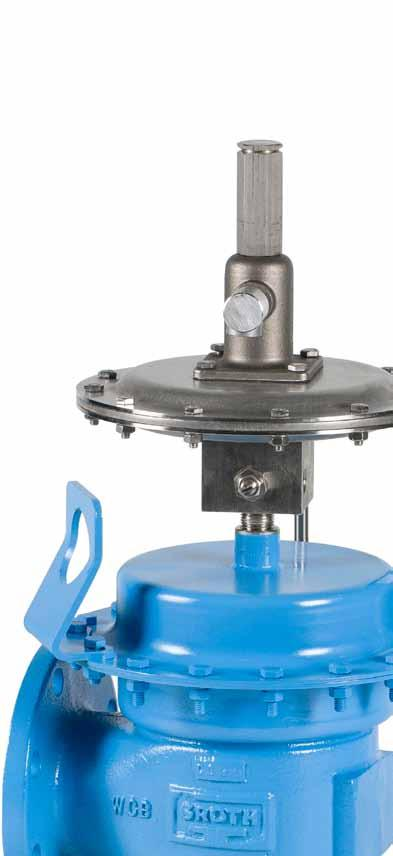 PILOT OPERATED RELIEF VALVE SAFETY PRODUCTS