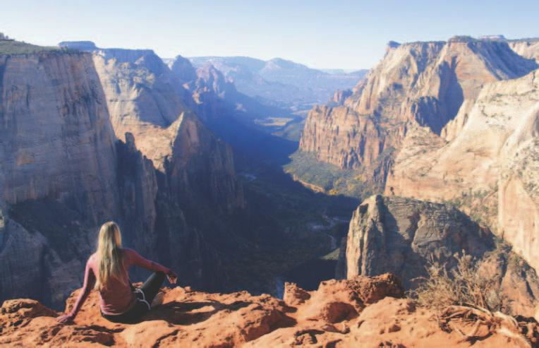 Difficulty: Easy Duration: 4 Hours Price: $109 Adult $79 Child Observation Point This 6-mile trip shows you a panoramic view of Zion Canyon unlike any other.
