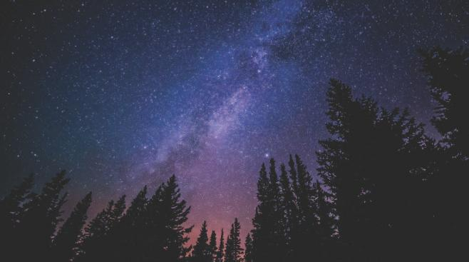 Stargazing Experience the Utah Milky Way for the first time.