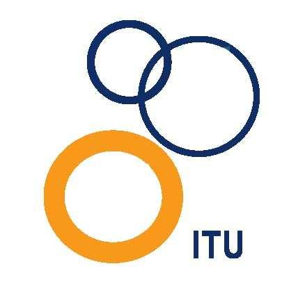 Diagram 3. ITU Logo Layout 5 cm 4 cm 6.7. Diagram 3 above shows the correct layout for the ITU Logo.