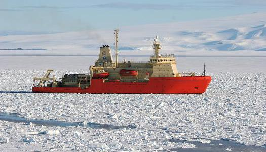 Polar Research Vessel Operational