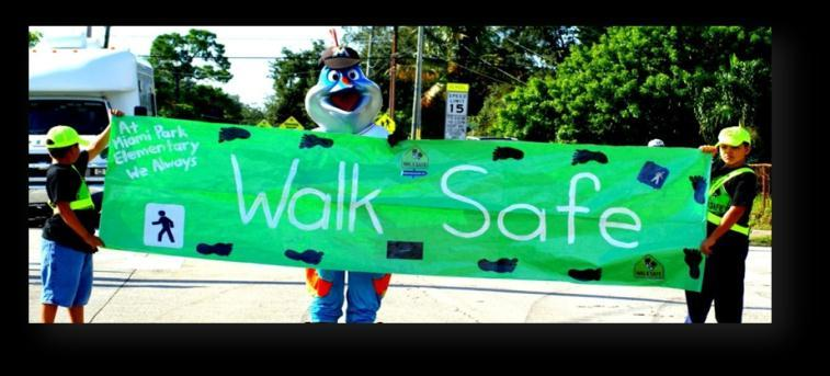 Non-Infrastructure WalkSafe Curriculum - Child Pedestrian Safety Education Three-day course taught in schools before