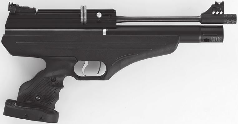 Section I. SPECIFICATIONS Model AT-P1 Caliber Max.