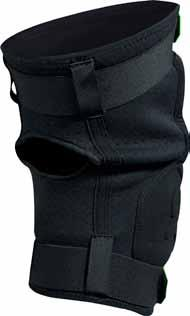 overload knee pads Solid and reliable these Eclipse Knee Pads take the stress out of ground impacts.