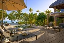 Changes to be noted in Hotels On Tetiaroa, The Brando is establishing a Single Occupancy rate in the 1 Bedroom Villa, a savings of 16.7% for the traveler.