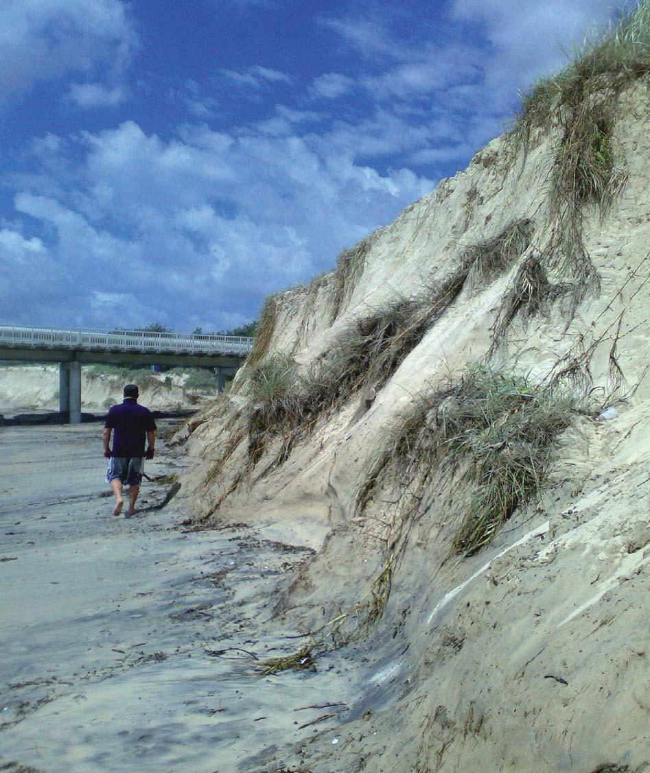 Case Study Storm tides, coastal erosion and