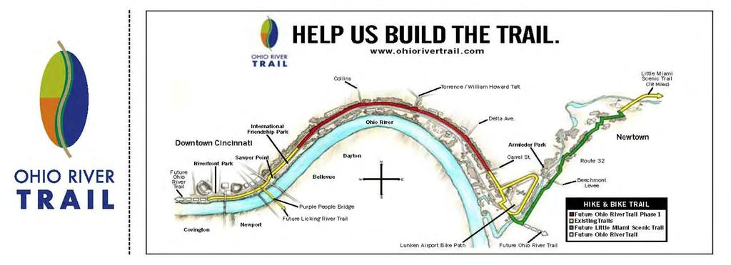 Cincinnati Infrastructure / Projects to Leverage 3.
