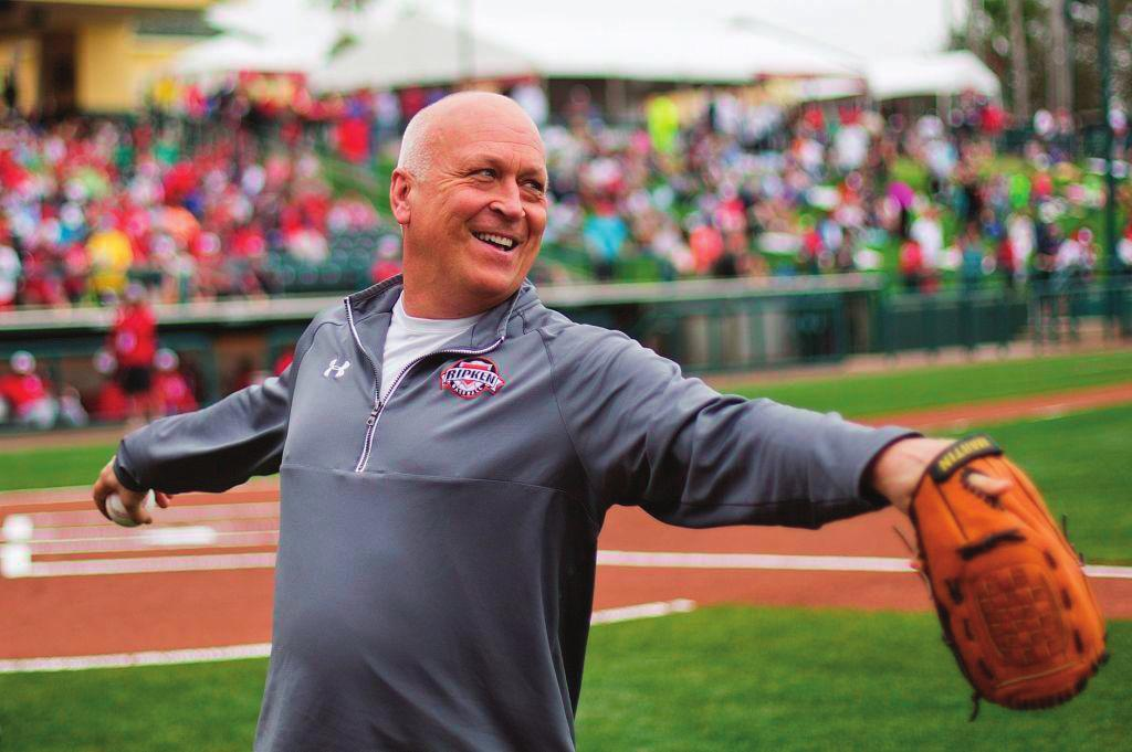 2017 TLC Sport Summit Keynote Cal Ripken Jr. 2017 TLC Sport Summit: The world's No. 1 event for tournament, league and club leaders!