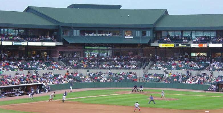 TLC Sport Summit Venue The 2017 TLC Sport Summit is staged in the Luxury Level at Ripken Stadium.