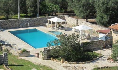 MASSERIA COCCIOLI Your Retreat Home Set just 4 km from the Adriatic sea,