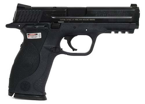 SMITH & WESSON SM120072 Smith and Wesson M&P45 w/ Lasergrips 45ACP 10+1 4.