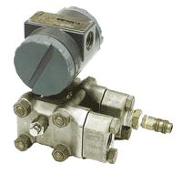 Industrial pressure transmitters are then connected on to current