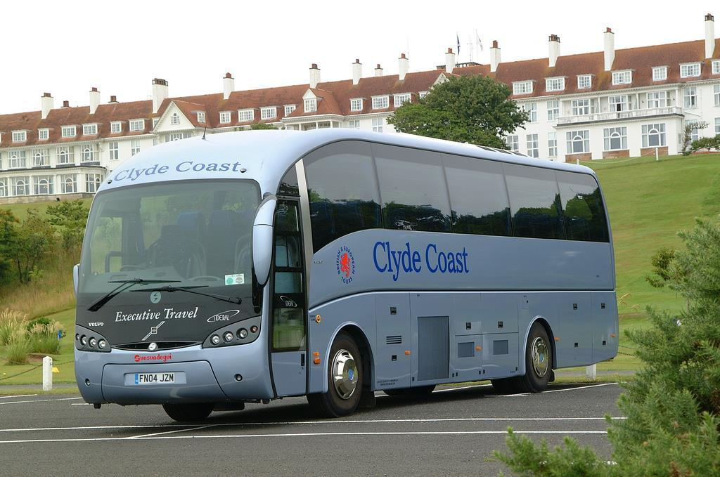 Transportation Supplied by DOT approved supplier Coach Facilities Seatbelts Toilet Reclining Seats Air