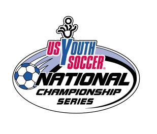 8 US Youth Soccer National Championships Under Girls, Elmer Ehlers Cup CHAMPION IV California North San Juan Spirits Runner-Up I Massachusetts FC Stars of Massachusetts Dave Baker Semi-Finalist II