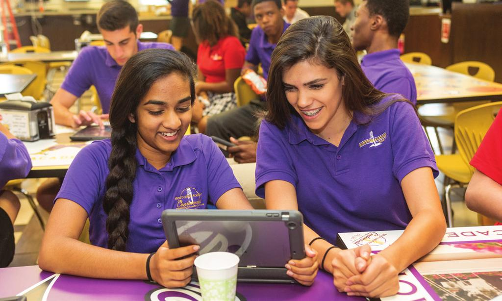Montverde Academy to provide our Full-Time students with the academic excellence they need