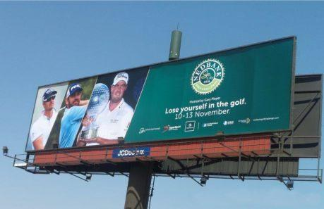 relations effort to promote the Nedbank Golf Challenge, as the best international sporting event on the calendar.