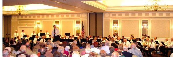 Moore County Band Concert Friday Fourth of July Carolina Hotel Ballroom