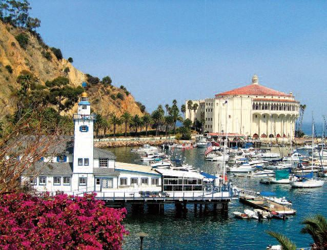 CATALINA ISLAND YACHT CLUB presents the 2017 CHARLES R.