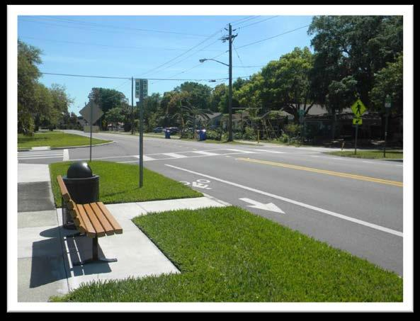 Implementing Connectivity Sidewalks o o o Transit Schools Parks Enhanced Crossings Multi-Use