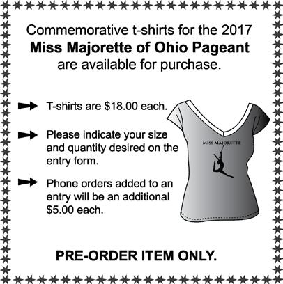 We will attempt to have open events before PAGEANT events. If pageant events are on before the open events, you MUST compete in the pageant event first. N.S.F. CHECKS will be charged a $35.00 fee.