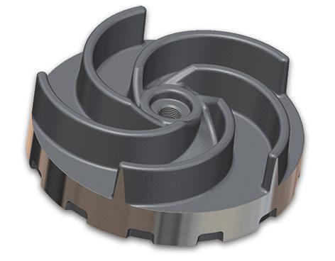 seepage page 7 DR (Dreno) page Multi-channel open impeller Can be used with clear or slightly soiled wastewaters containing small solids, strained water, rainwater,