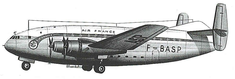 August, 2005 Minneapolis, Minnesota U.S.A. Page 9 Breguet 763 Provenence by Conrad Naegele The July Mystery Plane was the French Breguet 763 Provenence.